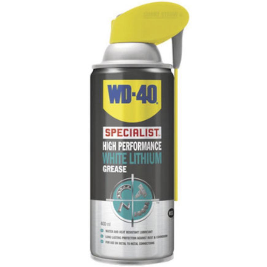 Bíla lithiová vazelína WD-40 specialist 400 ml WD-40