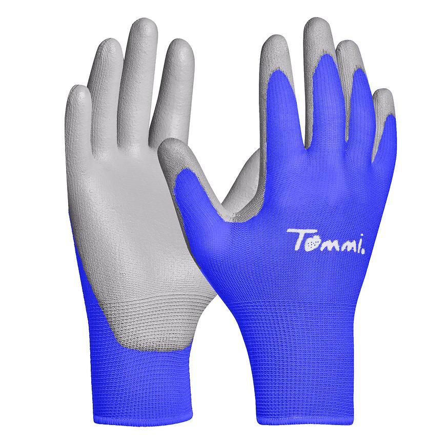 Pracovní rukavice TOMMI ORANGE vel. XL GEBOL