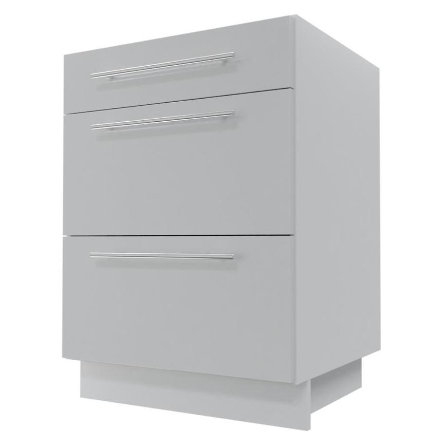 Kuchyňská skříňka Essen Grey D3M/60 BAUMAX